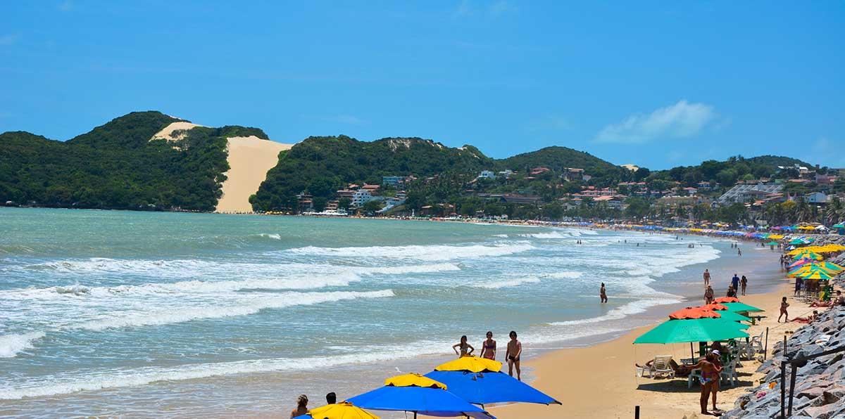 Excursão para Natal RN com Praias Litoral Norte, Sul e Pipa