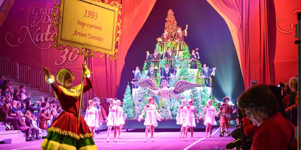 Excursão para Espetacular Natal Luz de Gramado - 12/11/19