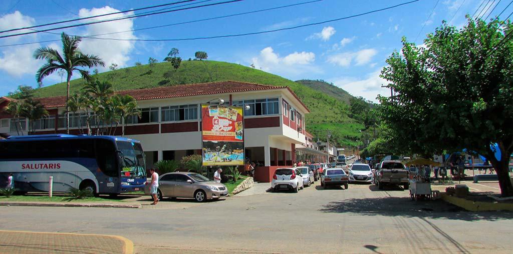 Excursão para Estância Hidromineral de Raposo RJ