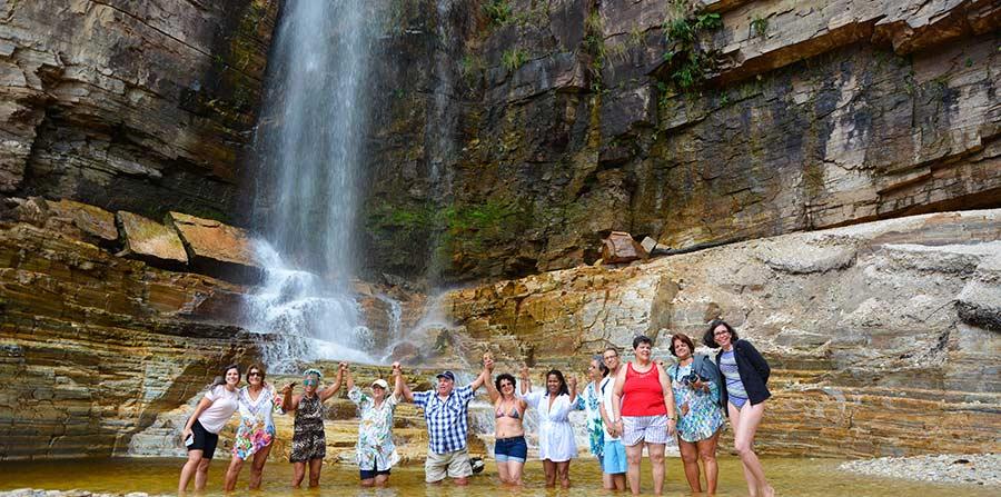 Excursão para Capitólio com Nascente do Rio São Francisco