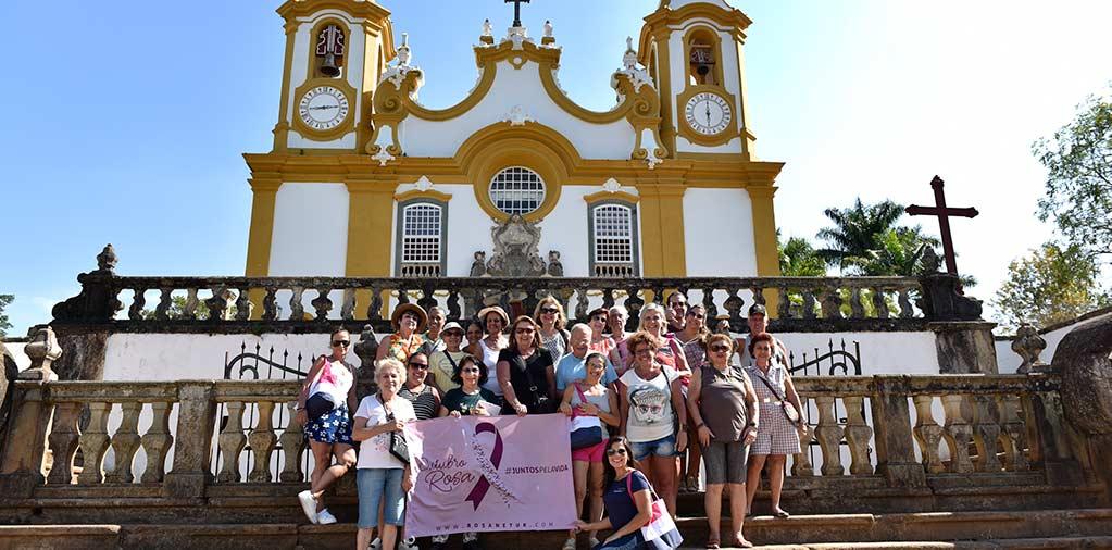 Excursão para Tiradentes MG com Resort Santíssimo