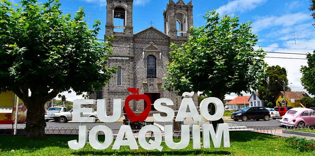Excursão para Conheça o Brasil que Neva - São Joaquim SC
