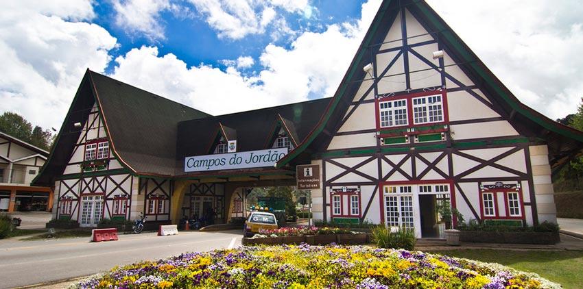 Excursão para Campos do Jordão SP - A Suíça Brasileira