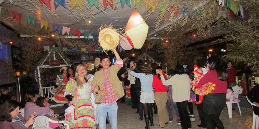 Excursão para Festa Julina em São Lourenço MG