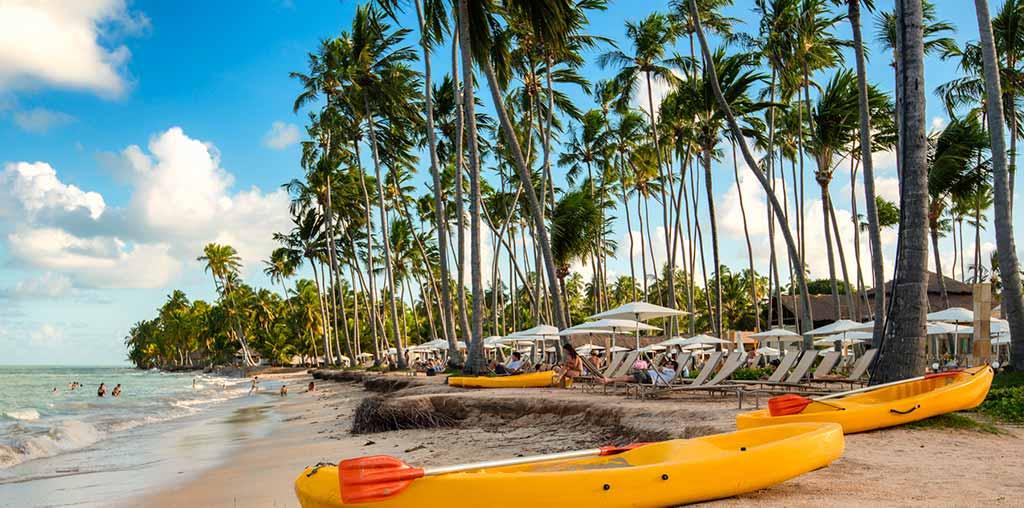 Excursão para Maceió com Maragogi - O Caribe Brasileiro