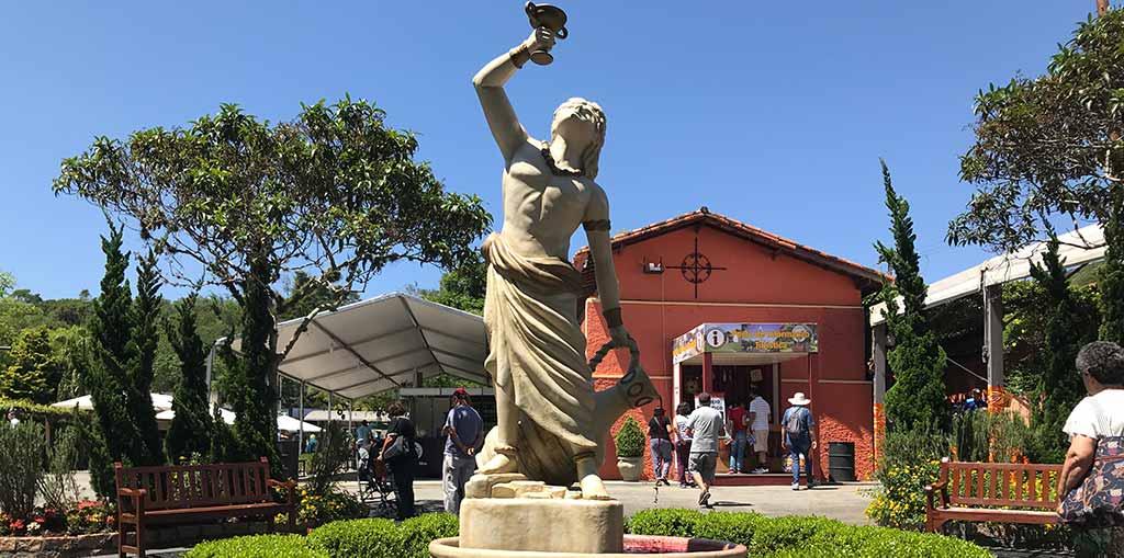 Excursão para Expo São Roque 2019 - Festa da Alcachofra
