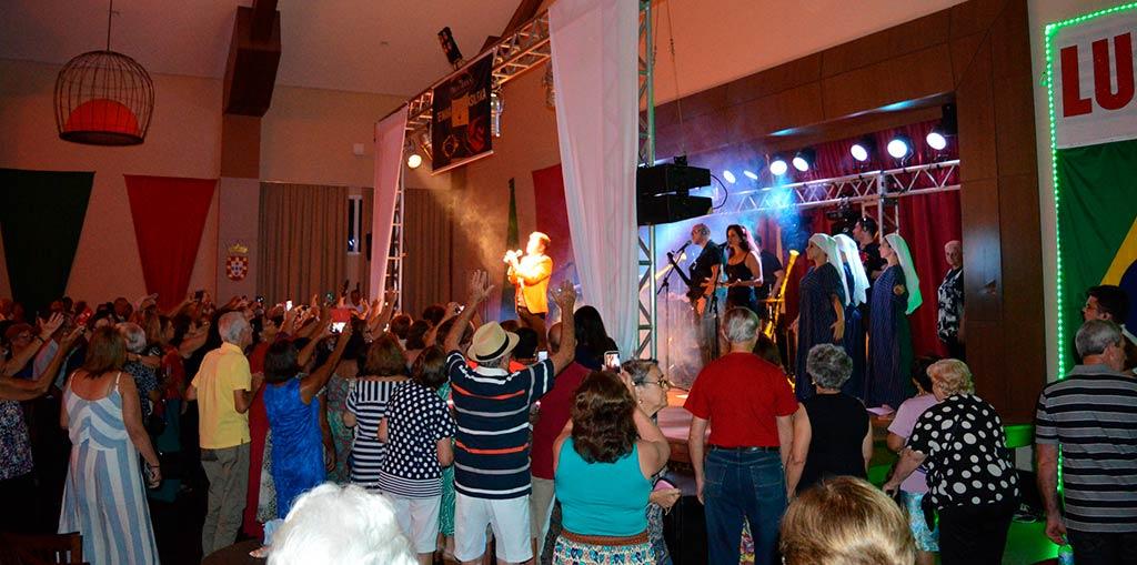 Excursão para Show de Sidney Magal no Hotel Mira Serra