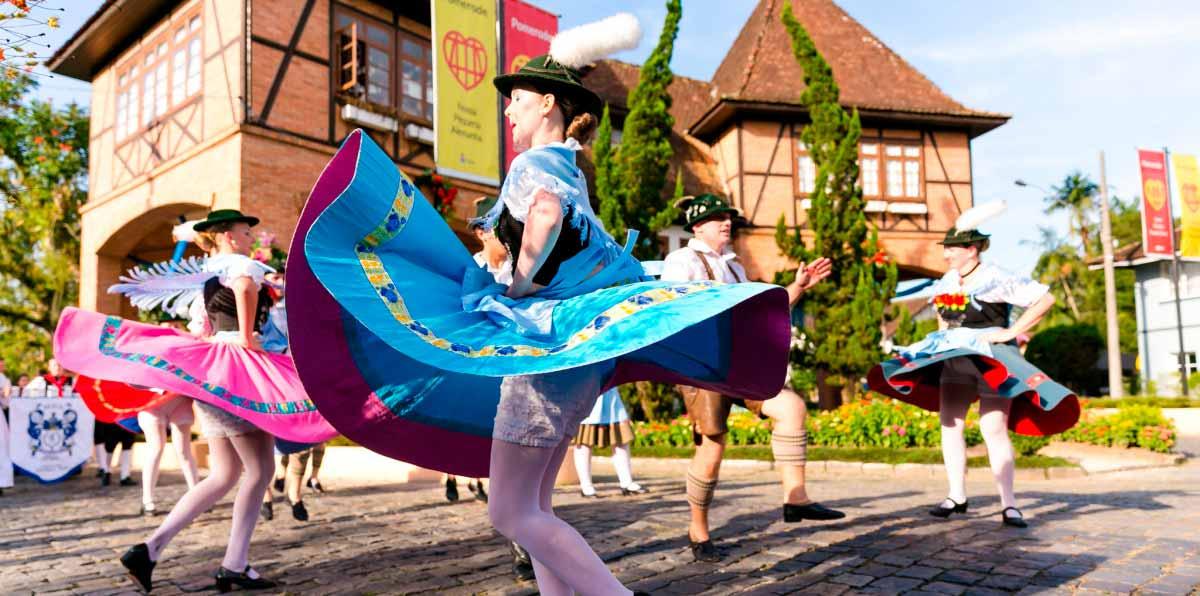 Excursão para Festa Pomerana em Pomerode SC