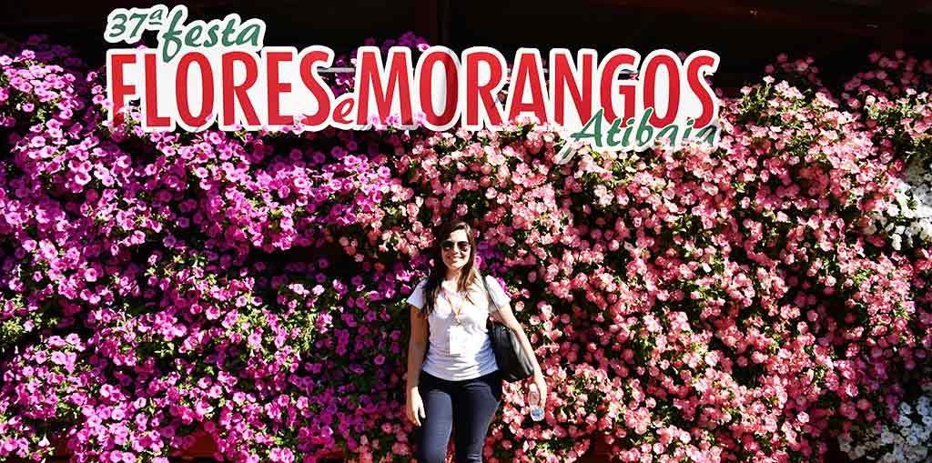 Excursão para Festa das Flores de Holambra - via Campinas