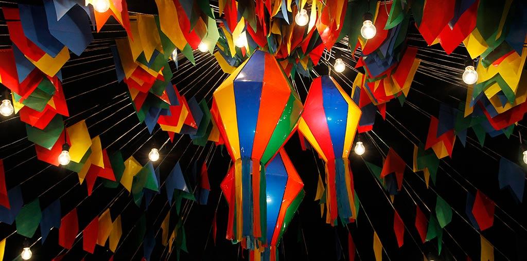 Excursão para Festa Junina no Recanto das Hortênsias