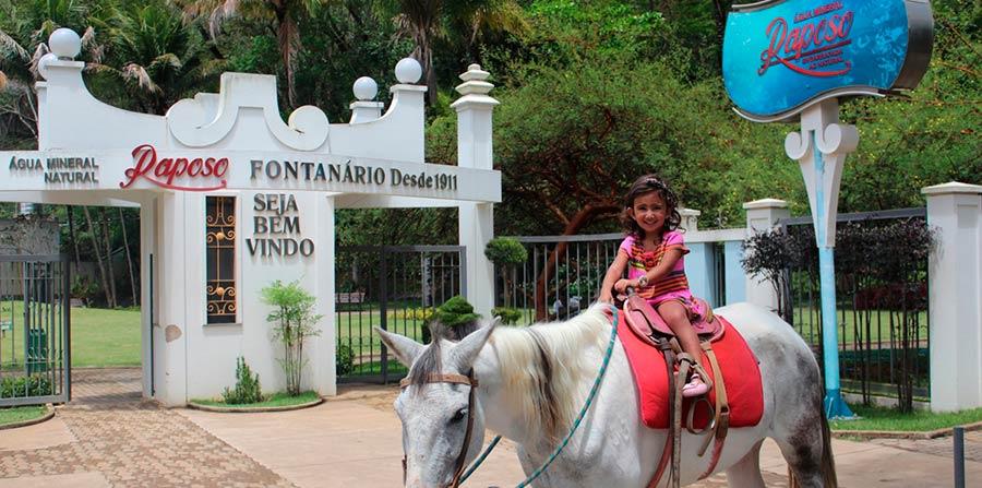 Excursão para Feriado da República em Raposo RJ