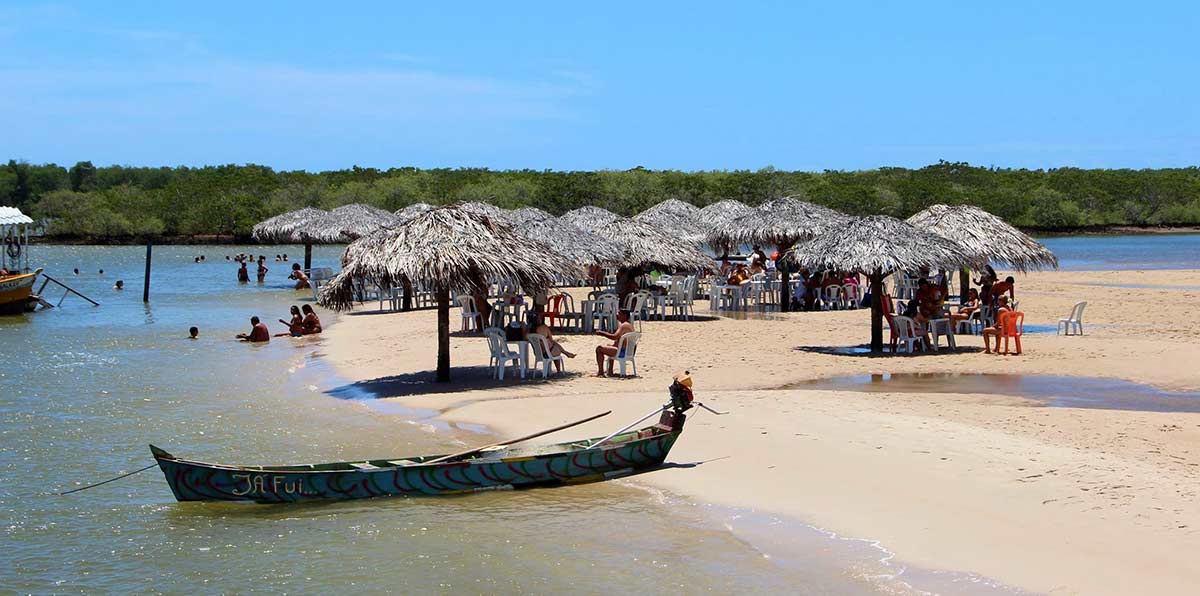 Excursão para Cânions do Xingó com Aracaju Sergipe