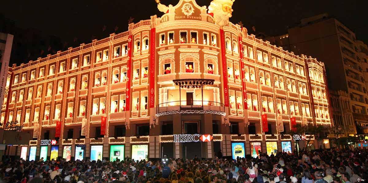 Excursão para Espetáculo Coral das Janelas em Curitiba