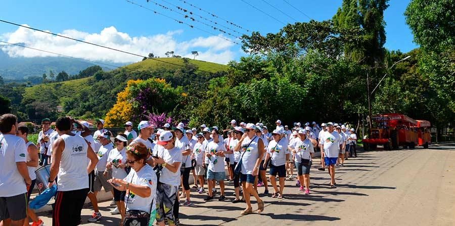 Excursão para Carnaval 2018 no Mira Serra em Passa Quatro