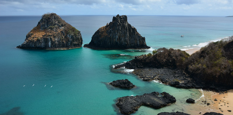 Excursão para Fernando de Noronha - A Ilha Paradisíaca