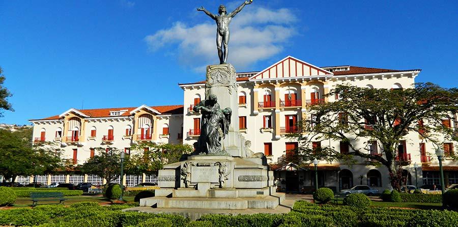 Excursão para Poços de Caldas MG - A Cidade das Rosas