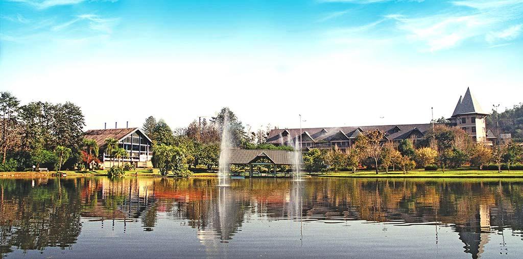 Excursão para Termas de Jurema Resort Hotel & SPA