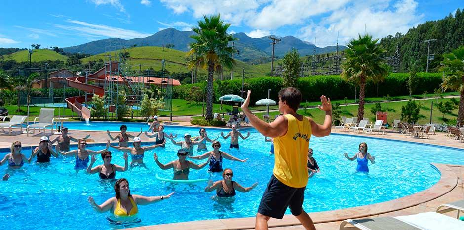 Excursão para Bodas de Coral em Passa Quatro no Hotel Mira