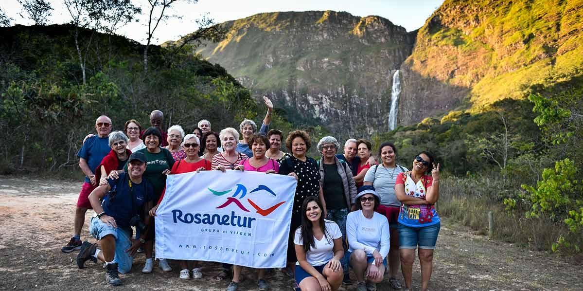 Excursão para Capitólio com Serra da Canastra MG