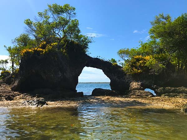 Passeio de Escuna em Barra Grande - Ilha da Pedra Furada