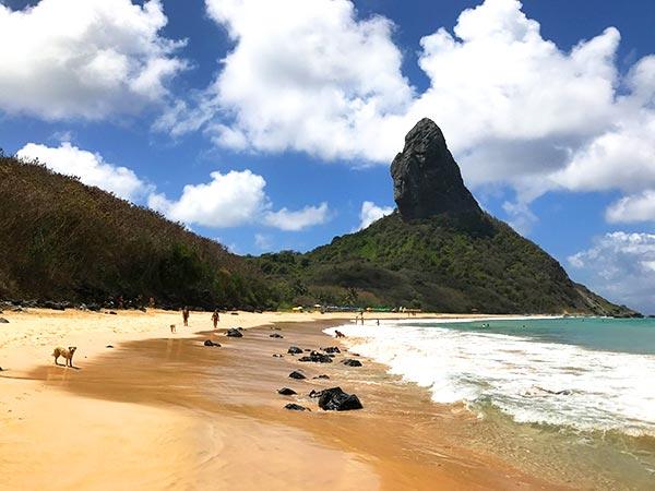 Praia da Conceição - Noronha