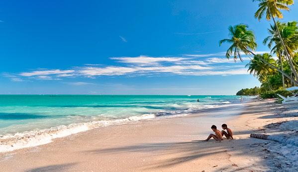 Praia do Antunes - AL
