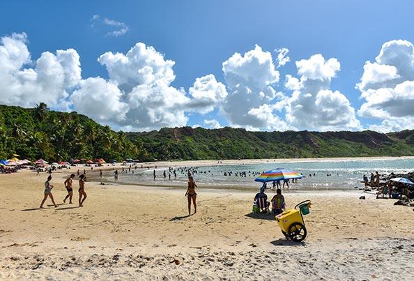 Praia de Coqueirinho - Costa do Conde - Paraíba