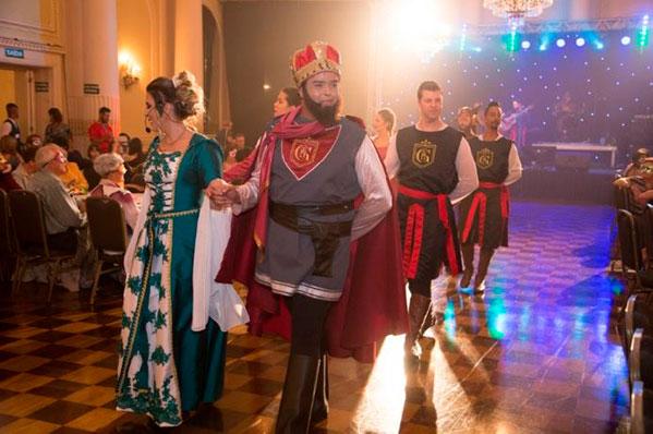 Baile Real - Tauá Grande Hotel - Araxá MG