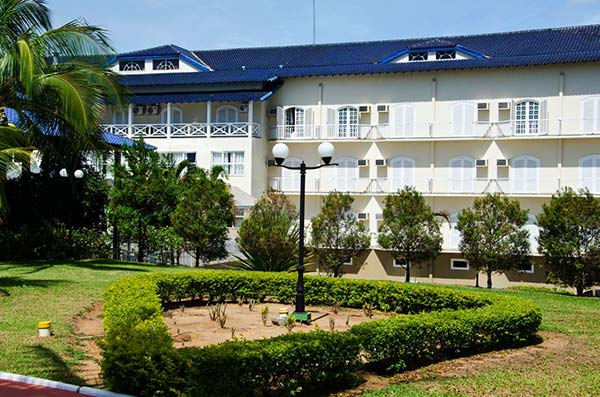 Hotel Colonial Plaza em Pindamonhangaba