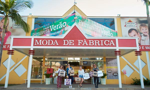 Shopping Moda de Fabrica - Socorro SP