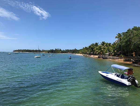 Barra Grande - Península de Marau