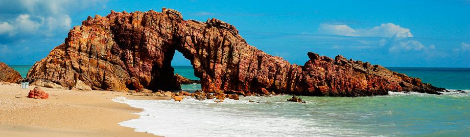 Pedra Furada (Jericoacoara)