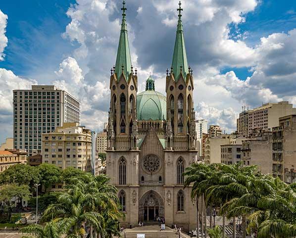 Catedral da Sé em SP