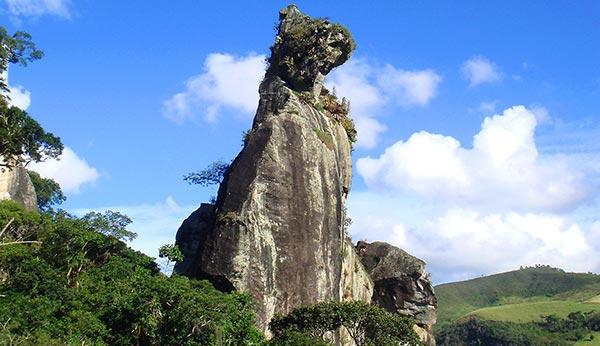 Pedra do Cão Sentado - Nova Friburgo - RJ