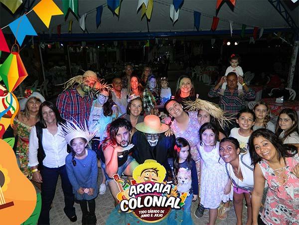 Festa Junina do Hotel Colonial Plaza