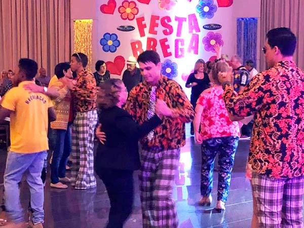 Festa Brega no Mira Serra em Passa Quatro MG