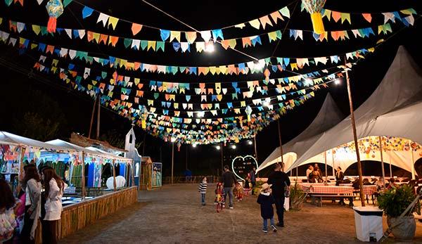 Festa Julina do Vassouras Eco Resort
