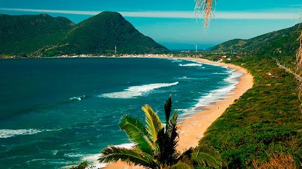 Morro das Pedras - Florianópolis SC