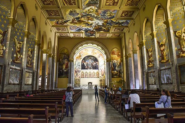 Igreja de São Pelegrino - Caxias do Sul