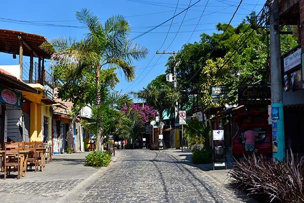 Centrinho Itacaré -Bahia