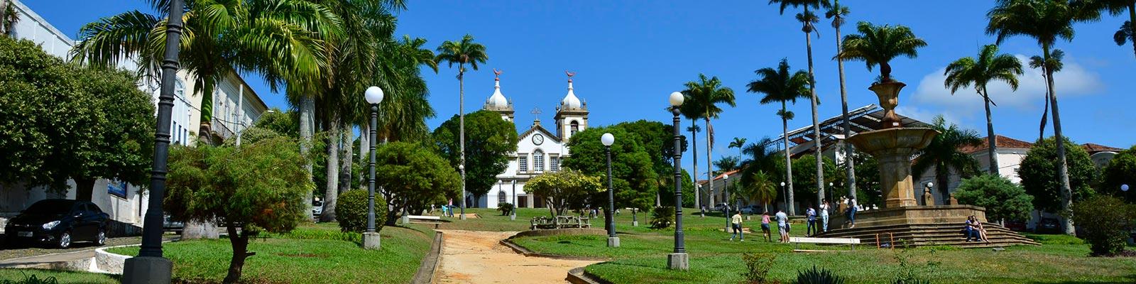 Praça Barão de Campo Belo
