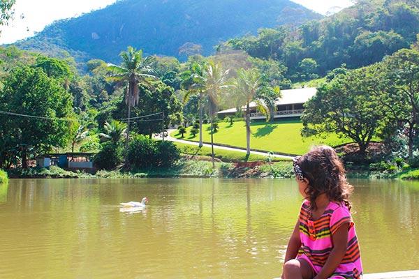 Laguinho do Hotel São Fransisco