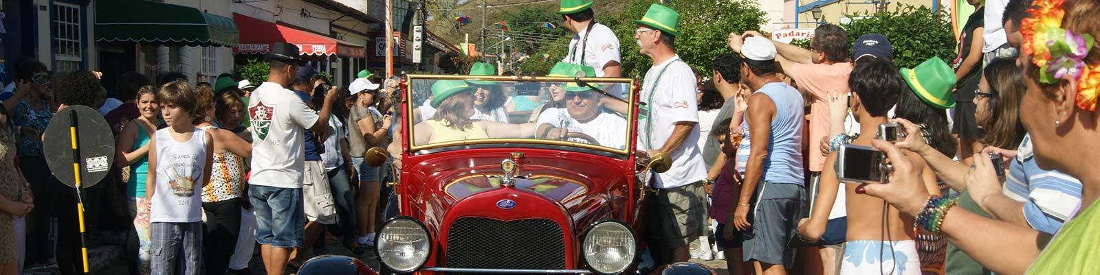 Carnaval Antigo Conservatoria RJ