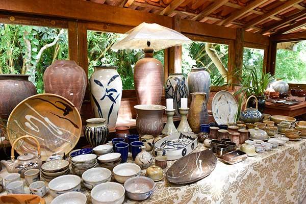 Artesanato de Cerâmica em Cunha SP