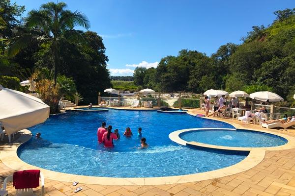 Hotel Recanto da Cachoeira - Socorro SP