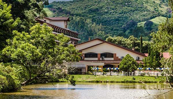 Hotel Recanto das Hortensias - Passa Quatro MG