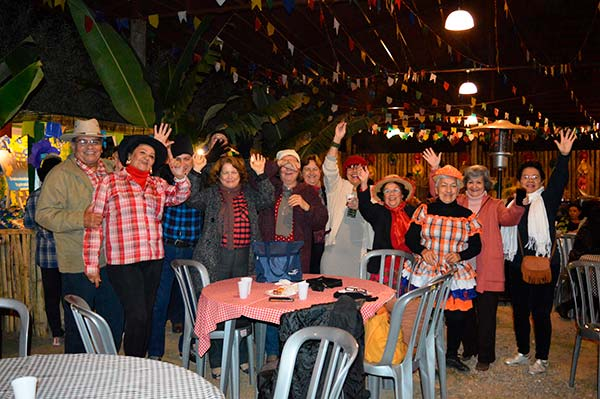 Festa Julina do Hotel Fazenda Vale da Mantiqueira