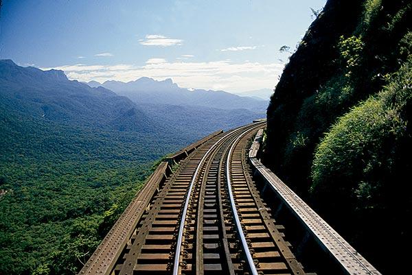 Trem da Serra do Mar Paranaense