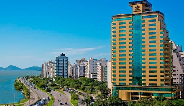 Hotel Majestic Palace - Floripa SC