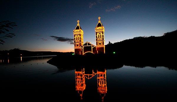Igreja em Itá SC